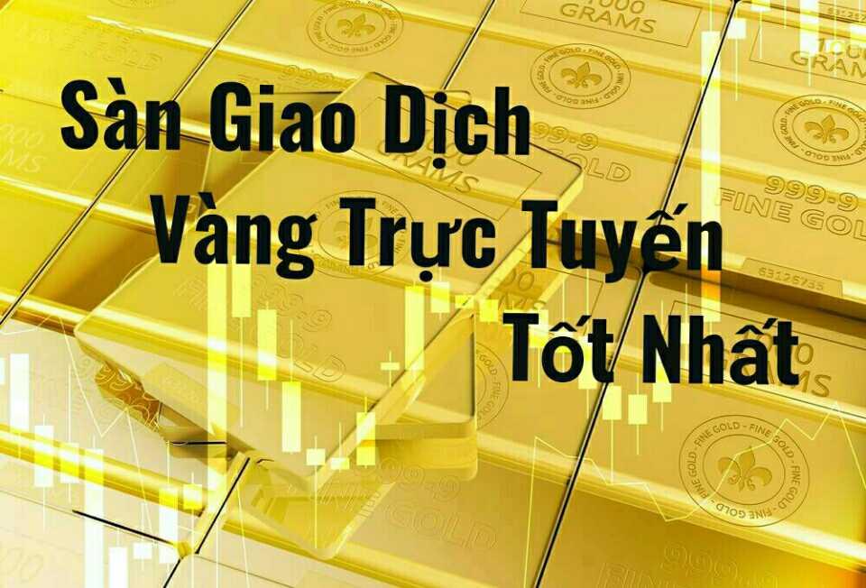 sàn giao dịch vàng (gold) uy tín, có spread thấp miễn phí qua đêm