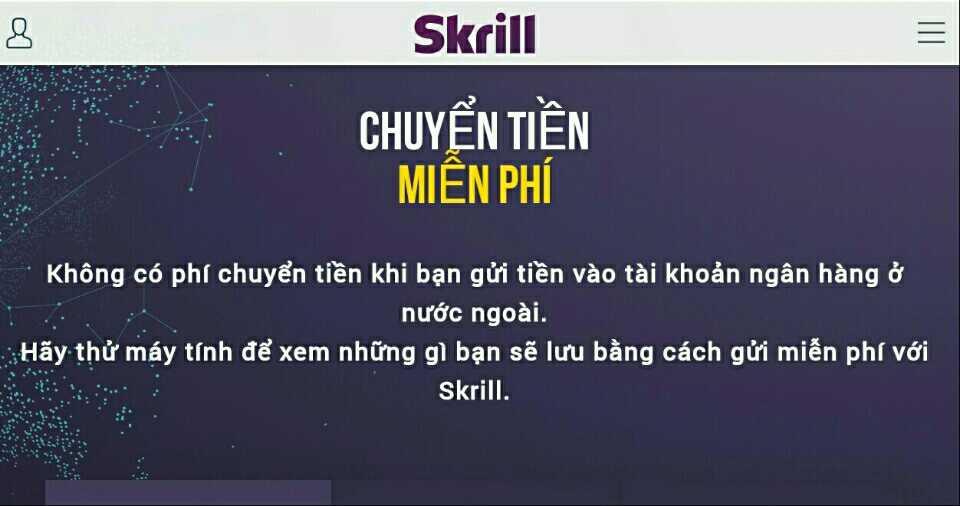 Skrill là gì ? Có uy tín đáng tin cậy không. Xem đánh giá review chi tiết ví điện tử skrill