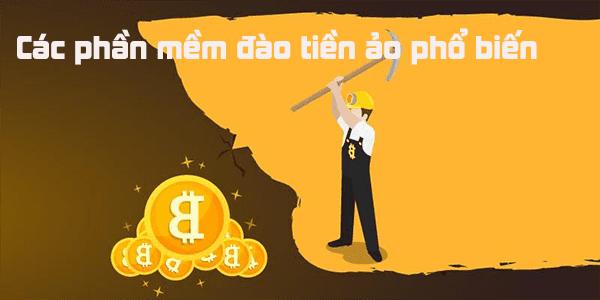 Phần mềm đào coin tiền ảo